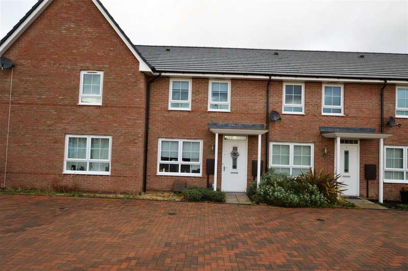 2 Bedrooms Town House for sale in Redwing Close, East Leake, Loughborough