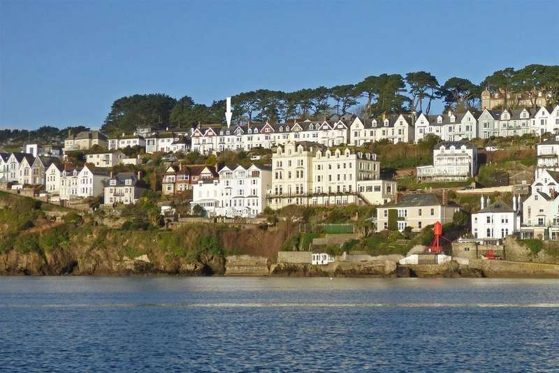 4 Bedrooms Town House for sale in St. Fimbarrus Road, Fowey