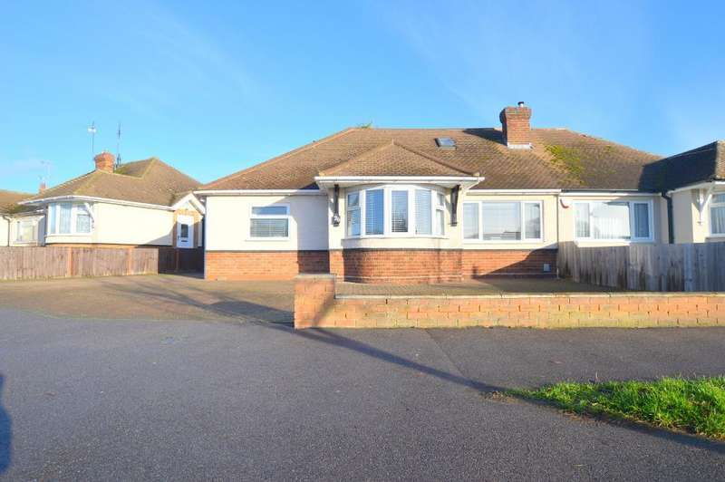 3 Bedrooms Bungalow for sale in Laburnum Grove, Warden Hills, Luton, LU3 2DW