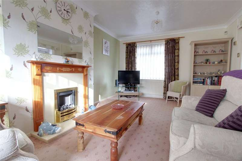 2 Bedrooms End Of Terrace House for sale in Mosedale Road, Grangetown