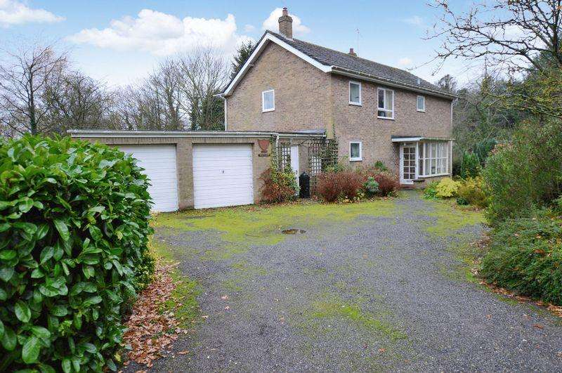 4 Bedrooms Detached House for sale in Swynford House, Church Road, Old Bolingbroke