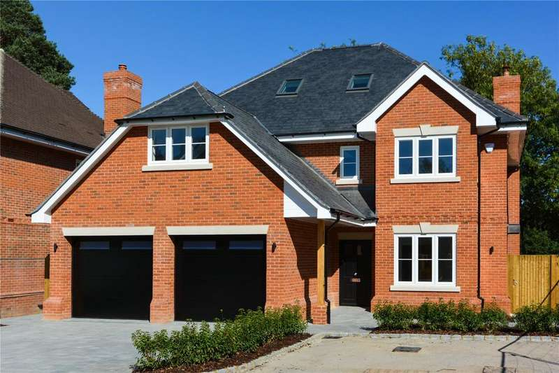 5 Bedrooms Detached House for sale in Kensington House, Finchampstead Road, Wokingham, Berkshire, RG40