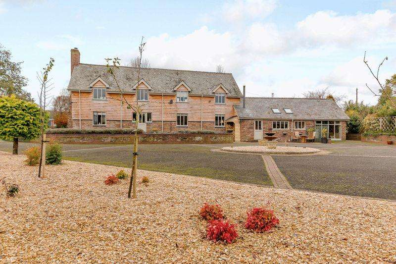 5 Bedrooms Barn Conversion Character Property for sale in UPPER HAMNISH