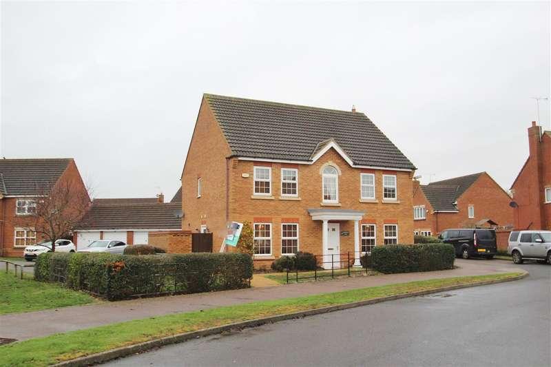 4 Bedrooms Detached House for sale in Cotswolds Way, Calvert Green