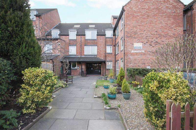 1 Bedroom Retirement Property for sale in Homeforth House, High Street, Gosforth Newcastle Upon Tyne