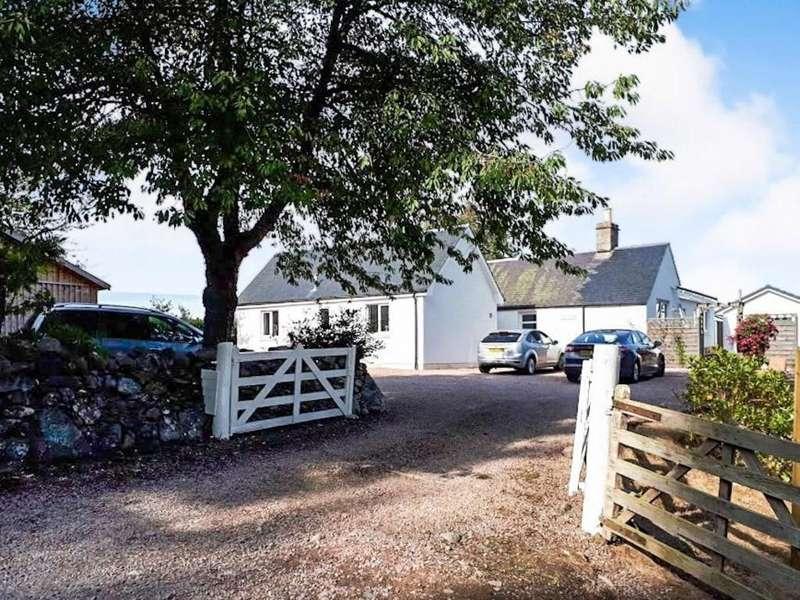 5 Bedrooms Detached House for sale in Lethen, Nairn, IV12 5QJ