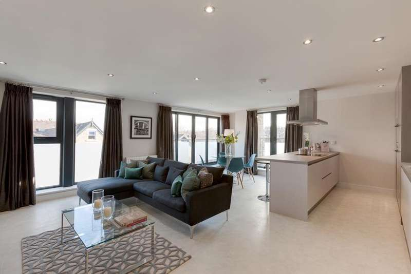 2 Bedrooms Apartment Flat for sale in Dover Road, Sheffield