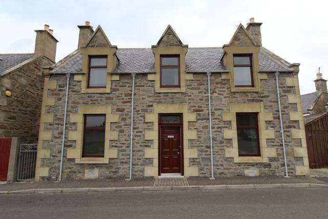 3 Bedrooms Detached House for sale in 1 West Carlton Terrace, Buckie AB56 1HS