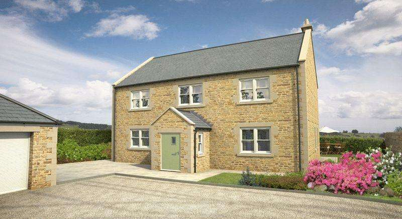 5 Bedrooms Detached House for sale in Orchard House, Rock, Alnwick