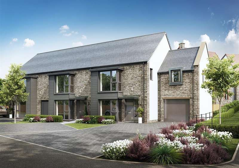 3 Bedrooms Terraced House for sale in Sixpenny Wood, Drovers Way, Chipping Sodbury, BS37 6FB