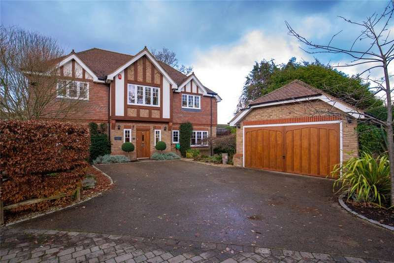 5 Bedrooms Detached House for sale in Hamilton Way, Farnham Common, Buckinghamshire