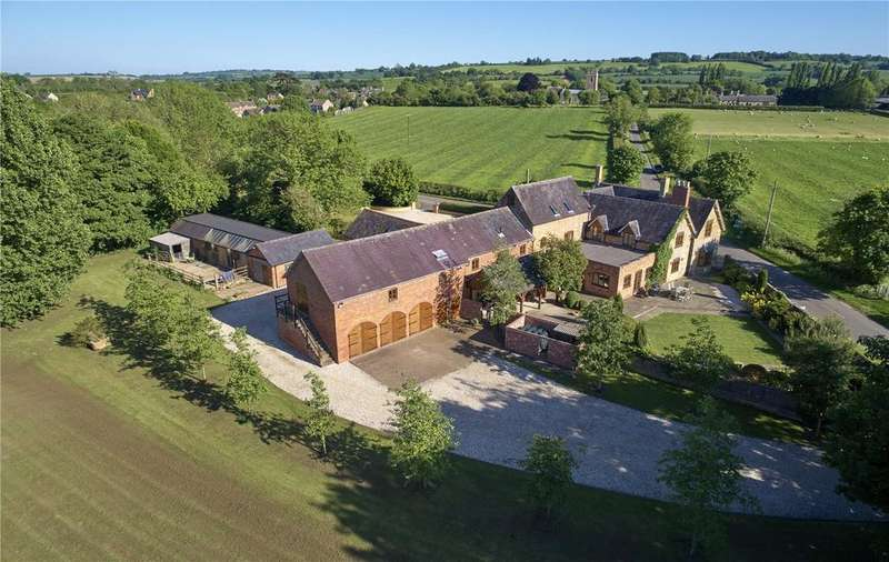 5 Bedrooms Detached House for sale in Cherington, Shipston-on-Stour, Warwickshire, CV36