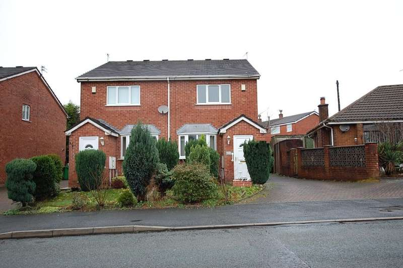 3 Bedrooms Semi Detached House for sale in Moston Lane East, Manchester, M40
