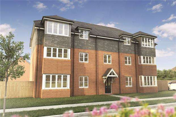 2 Bedrooms Apartment Flat for sale in Sandhurst Gardens, High Street, Sandhurst