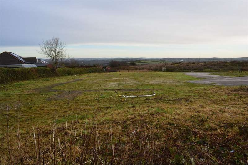 Land Commercial for sale in St Michaels Way, Roche, ST AUSTELL, Cornwall