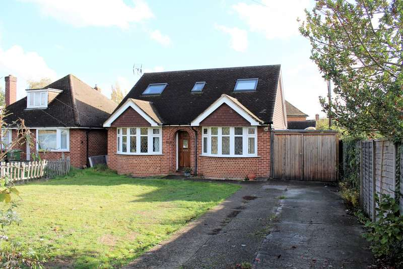 3 Bedrooms Detached Bungalow for sale in Wycombe Road, Marlow