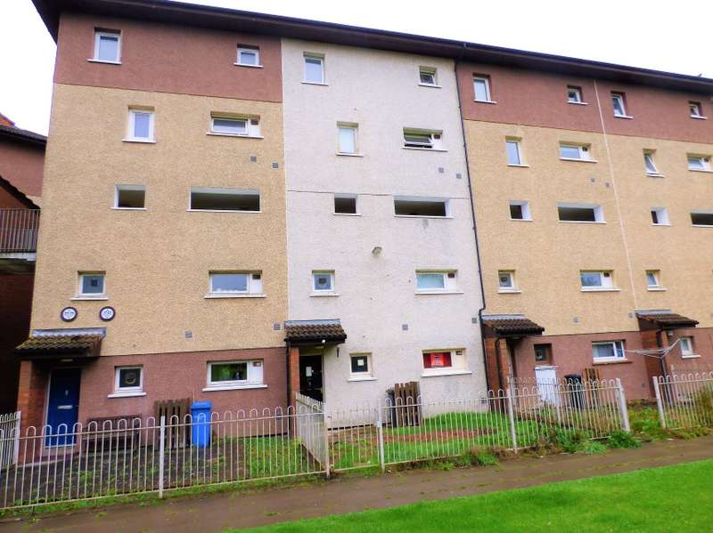 1 Bedroom Flat for sale in 18, Swallowtail Court, Dundee