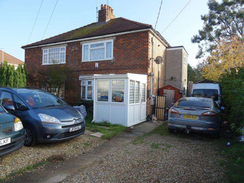 3 Bedrooms Semi Detached House for sale in Wignals Gate, Holbeach