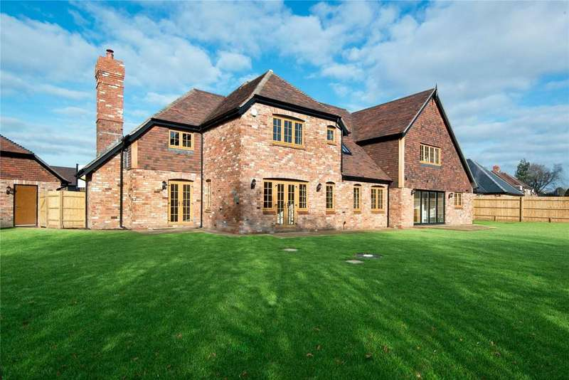 5 Bedrooms Detached House for sale in Lavender Fields, Station Road, Isfield, East Sussex
