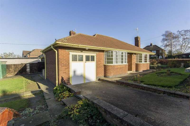 3 Bedrooms Detached Bungalow for sale in Cherry Tree Drive, Duckmanton, Chesterfield