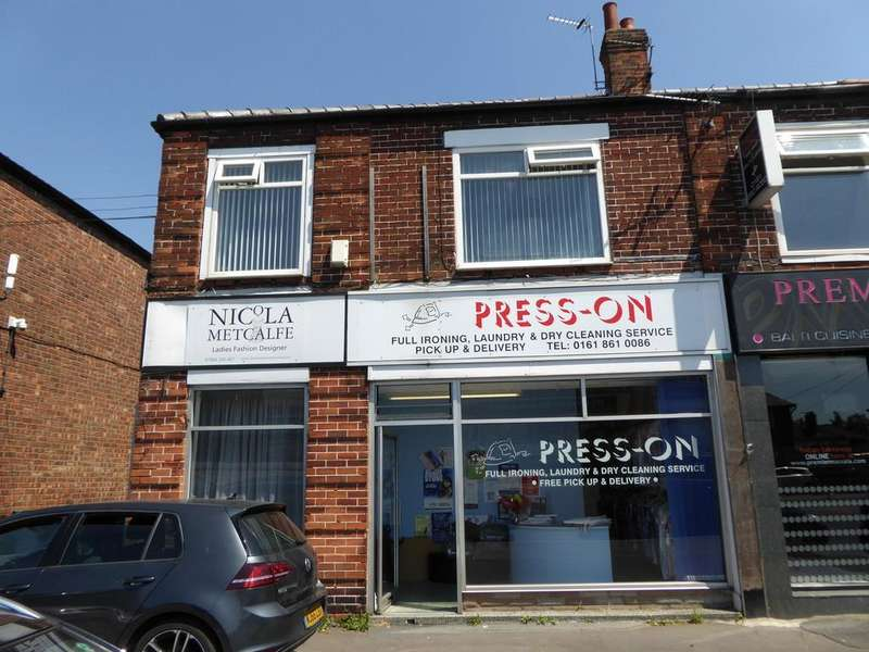 1 Bedroom End Of Terrace House for sale in Barlow Moor Road, Chorlton