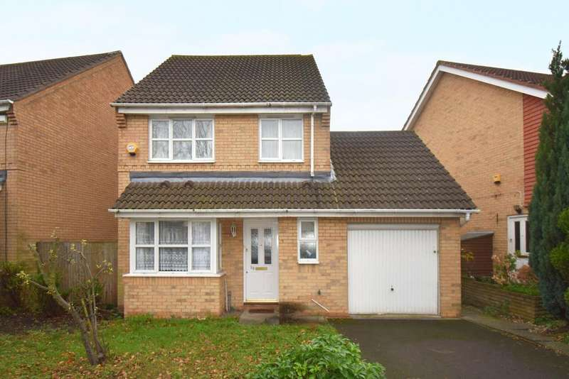 3 Bedrooms Detached House for sale in Ware Point Drive London SE28