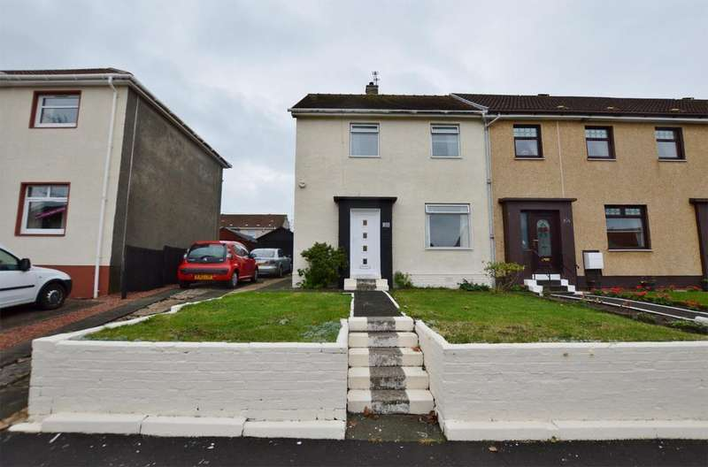 2 Bedrooms Terraced House for sale in 20 Boydston Road, ARDROSSAN, KA22 7LW