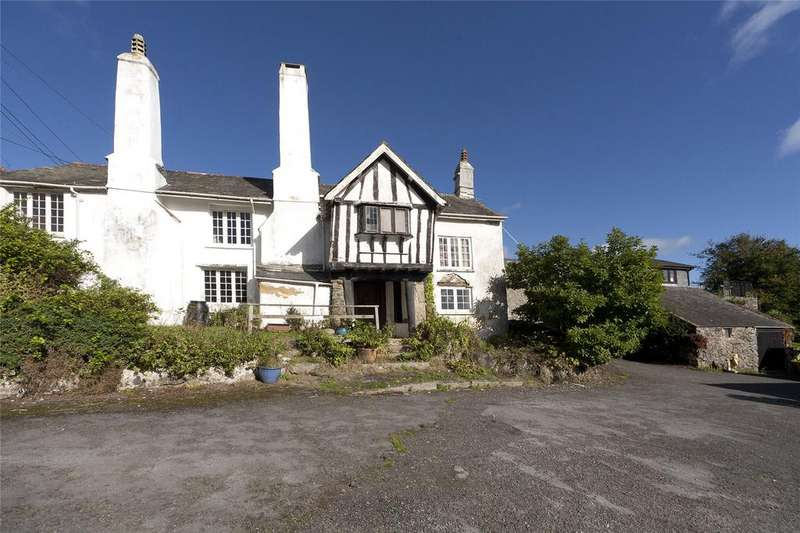 7 Bedrooms Detached House for sale in Hennock, Bovey Tracey, Newton Abbot, Devon, TQ13
