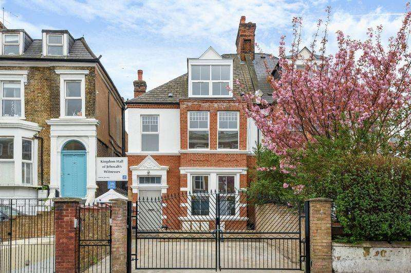 1 Bedroom Flat for sale in Coldharbour Lane,Brixton,London