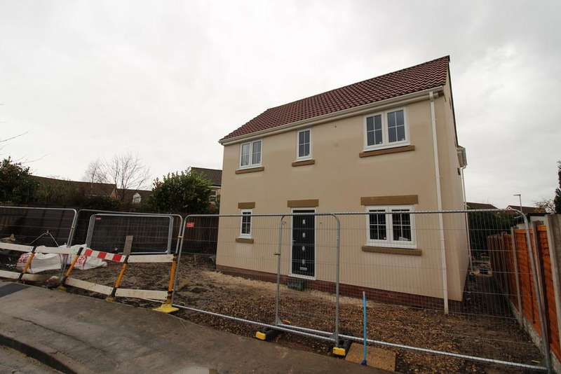 3 Bedrooms Detached House for sale in New Build At Turpin Close, Gainsborough