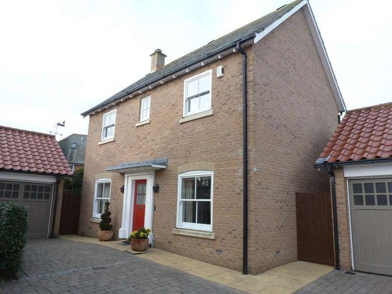 2 Bedrooms Detached House for sale in The Courtyard, Maldon