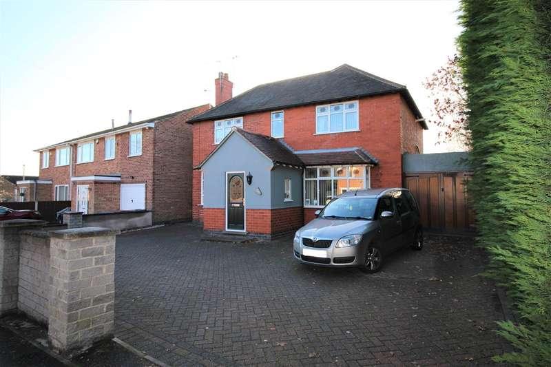 3 Bedrooms Detached House for sale in Duke Street, Ilkeston