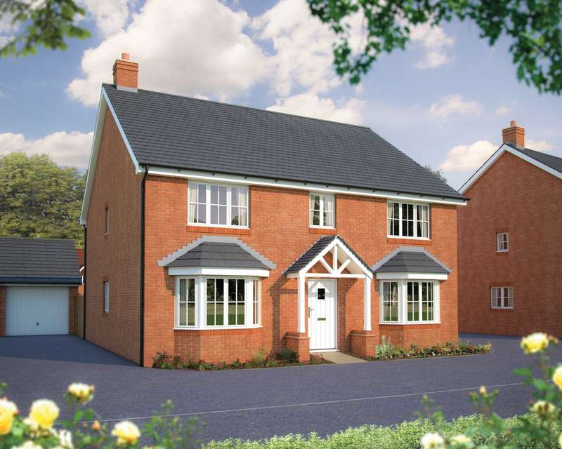 5 Bedrooms Detached House for sale in Moreteyne Park, Marston Moretaine