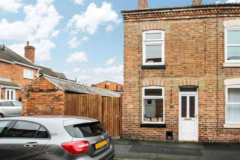 1 Bedroom Town House for sale in Brookfield Street, Syston, Leicester