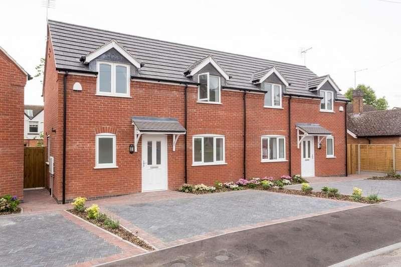 2 Bedrooms Semi Detached House for sale in Orchard Close, Sutton Bonington