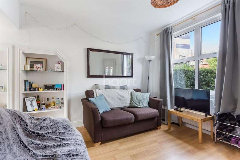 2 Bedrooms End Of Terrace House for sale in Cowick Road, Tooting, SW17