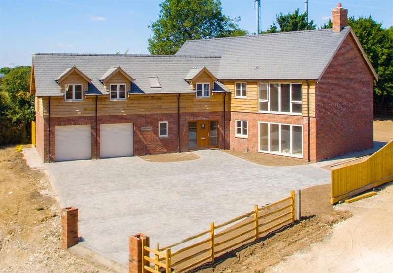 5 Bedrooms Detached House for sale in Horncastle Road, Louth