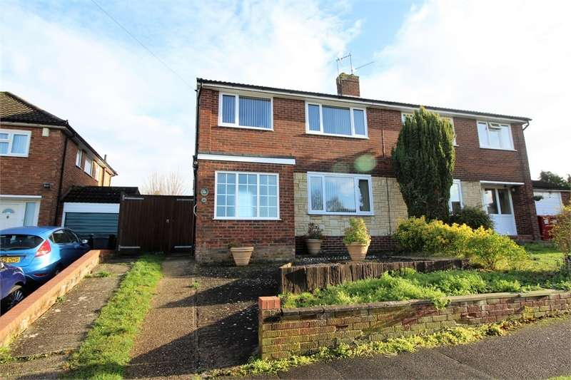 3 Bedrooms Semi Detached House for sale in Elmstone Drive, Tilehurst, READING, Berkshire