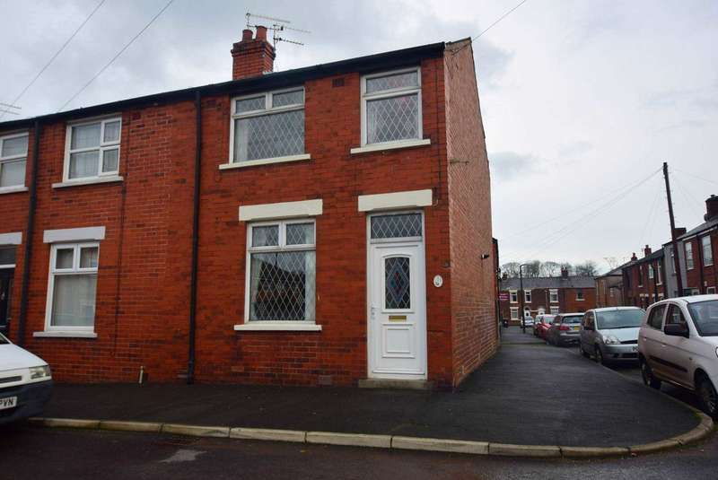 3 Bedrooms End Of Terrace House for sale in Best Street, Kirkham