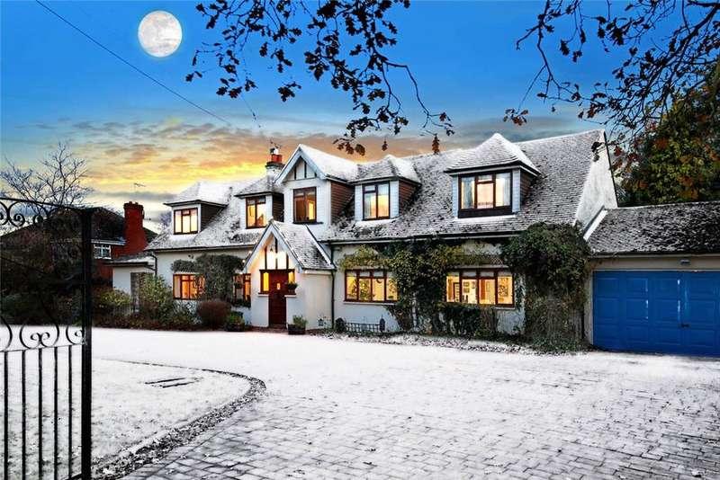 6 Bedrooms Detached House for sale in St. Marys Lane, Winkfield, Windsor, Berkshire, SL4