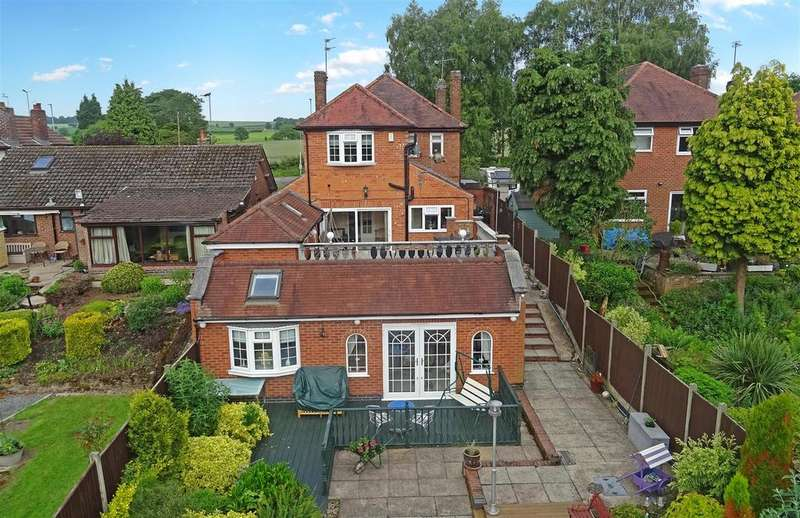 6 Bedrooms Detached House for sale in Mansfield Road, Redhill, Nottingham
