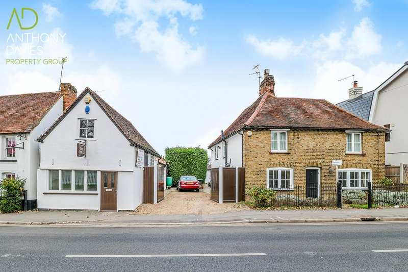 4 Bedrooms Detached House for sale in Harlow Road, Roydon, CM19