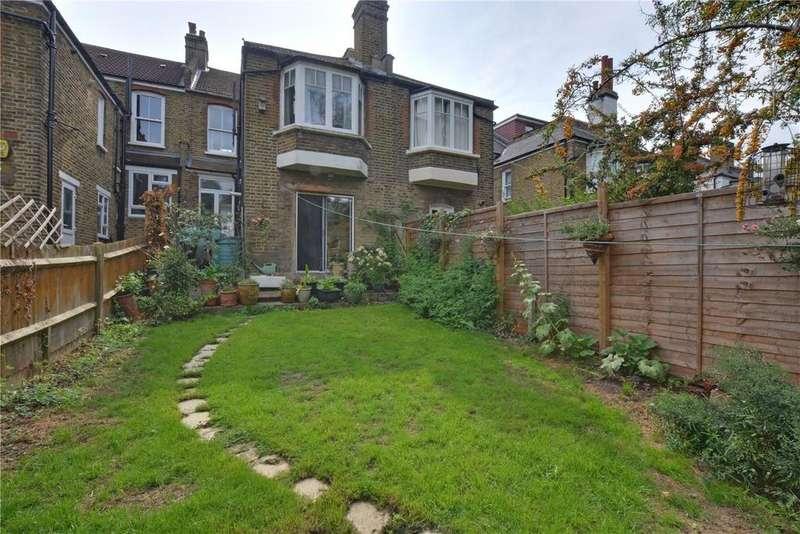 3 Bedrooms Terraced House for sale in Boyne Road, Lewisham, London, SE13