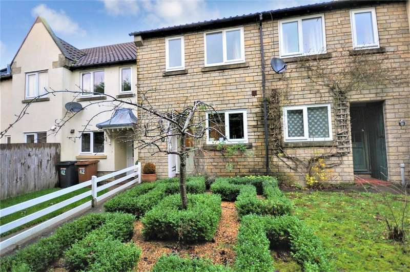 2 Bedrooms Terraced House for sale in The Paddocks, Waltham on the Wolds, Melton Mowbray
