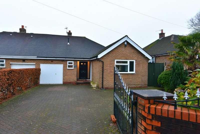 4 Bedrooms Semi Detached Bungalow for sale in Prescot Road, Ormskirk