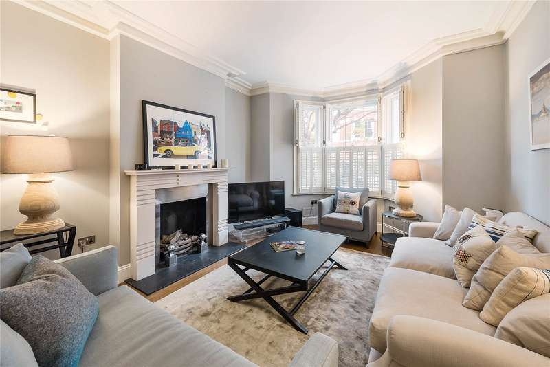 6 Bedrooms Terraced House for sale in Cambridge Road, Battersea, London, SW11