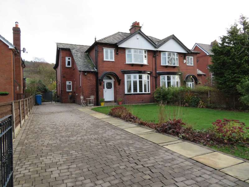 4 Bedrooms Semi Detached House for sale in Oak Royd, Hampden Road, Shaw