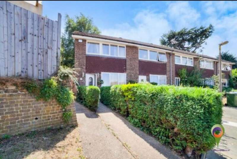3 Bedrooms End Of Terrace House for sale in Rayleas Close, Shooters Hill