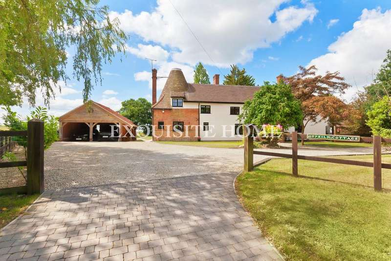 4 Bedrooms Detached House for sale in Blackmore End