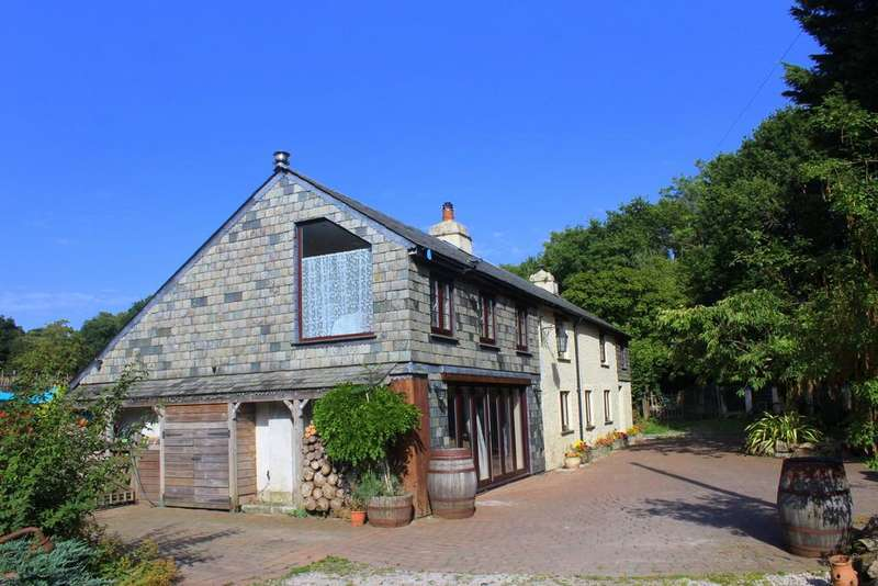 4 Bedrooms Barn Conversion Character Property for sale in Spring Cottage, Filham, Ivybridge